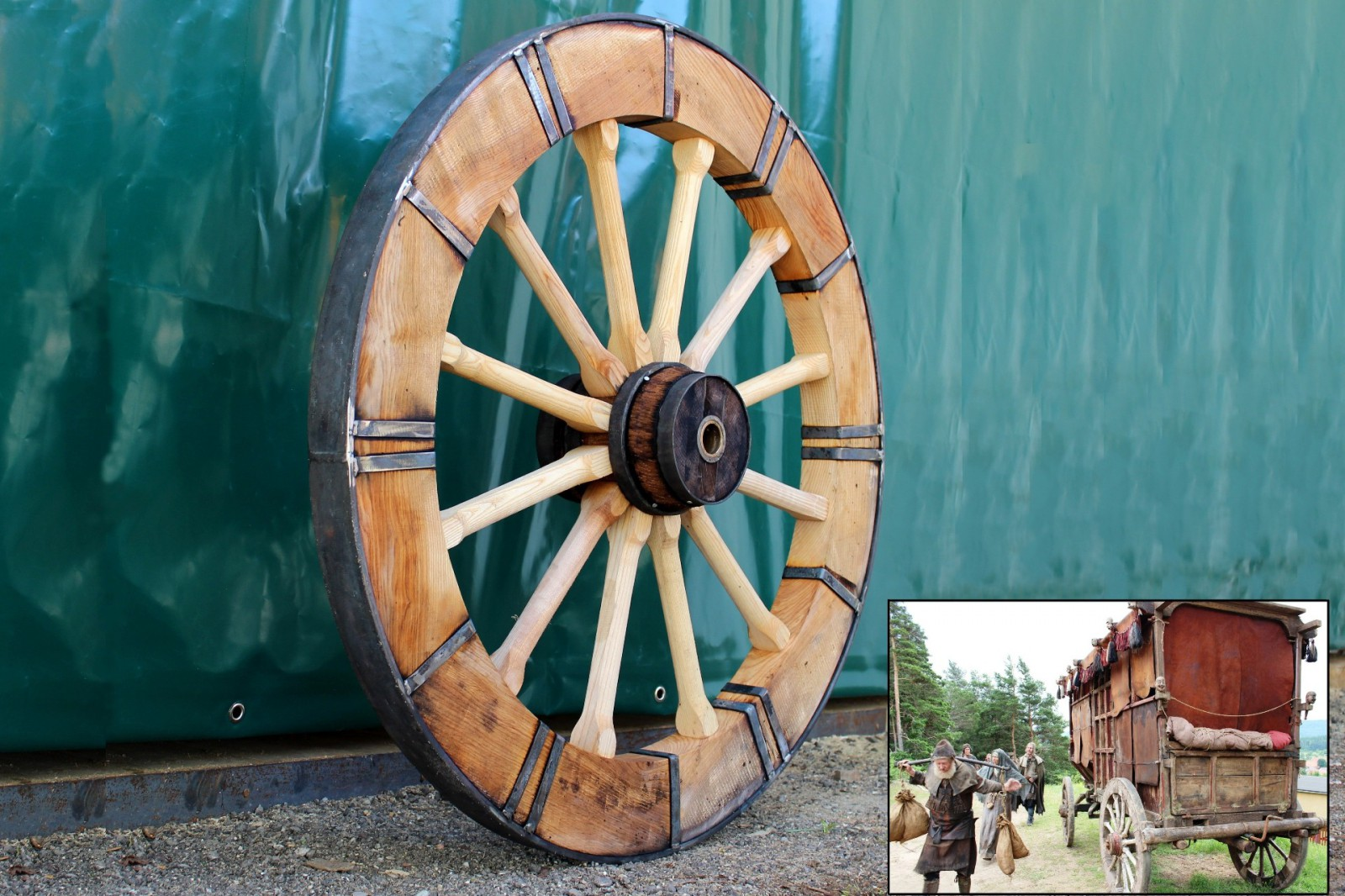 Wooden Cart Wheels Coach Wheels And Cannon Wheels Wood